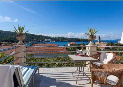 Apartment Beti Lopud Island Croatia (1)