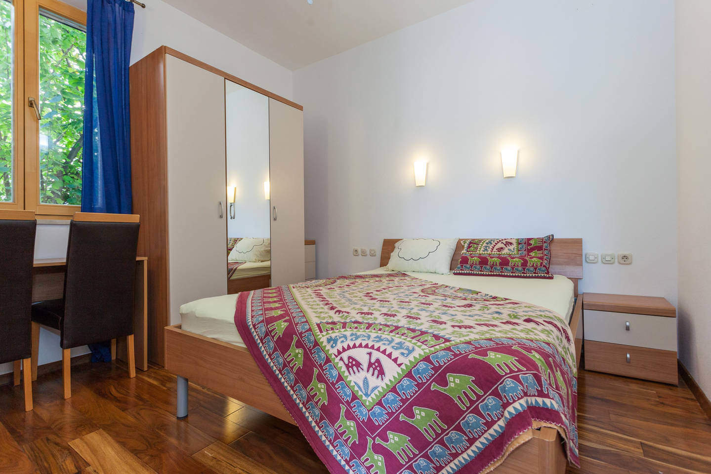 Second bedroom in Lopud Villa Aska