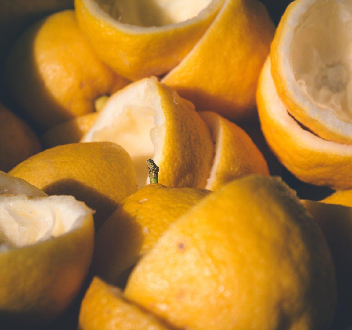 Lopud Lemon peels