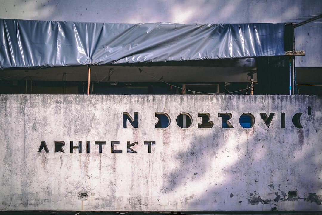 Nikola Dobrovic Arhitect Grand Hotel Lopud