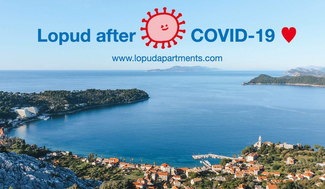 Summer 2020: Lopud after Covid-19 (update: June 23)