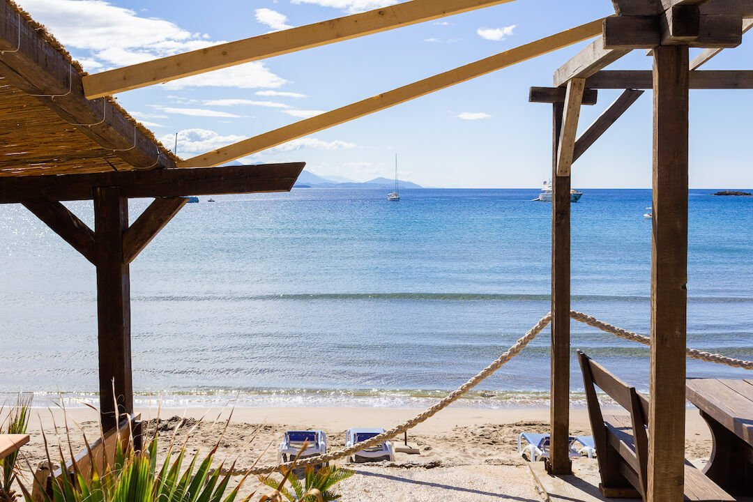 Lopud Šunj beach 2020