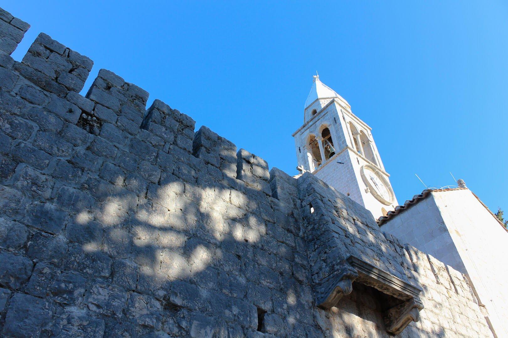 Lopud 1483 monastery