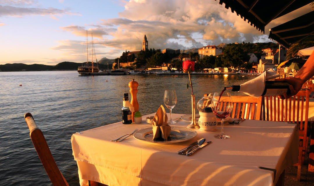 Restaurant Obala Lopud Summer 2020