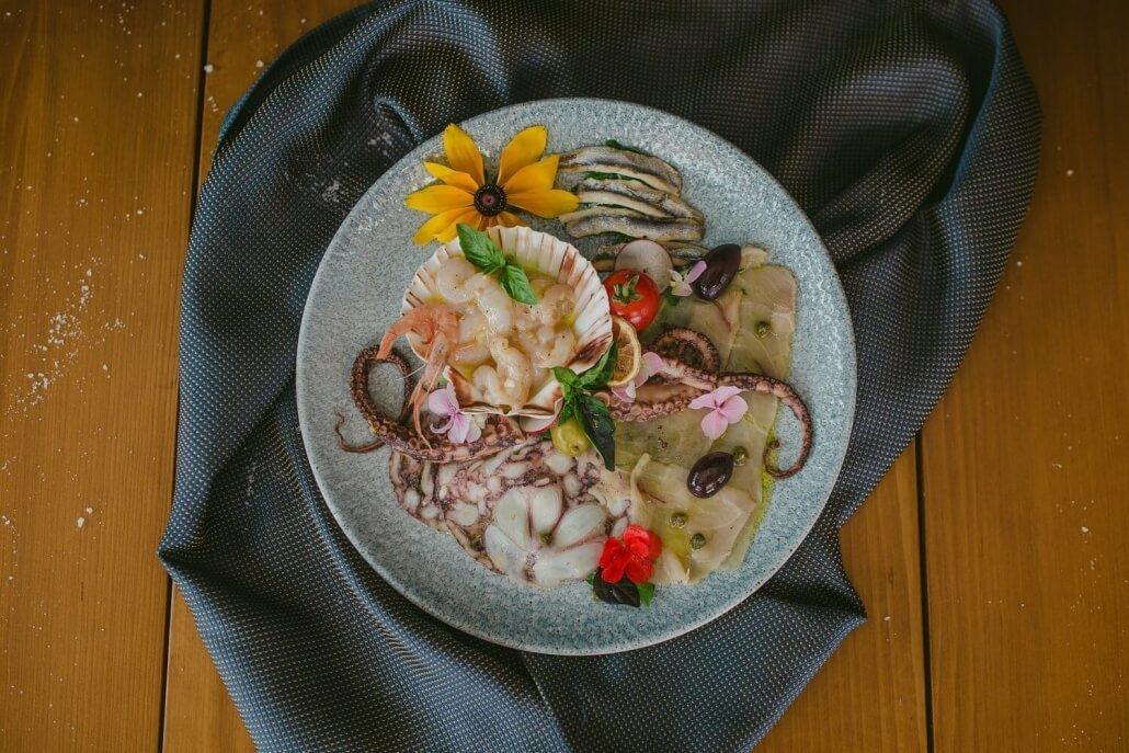 Restaurant Dubrovnik Lopud Island Summer 2020